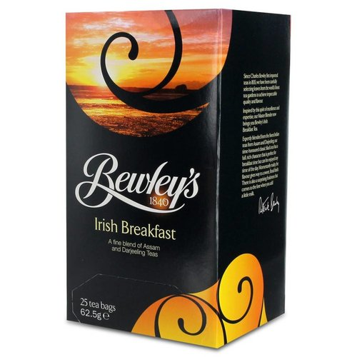 Bewley's Tea of Ireland Bewleys Irish Breakfast 25 teabags