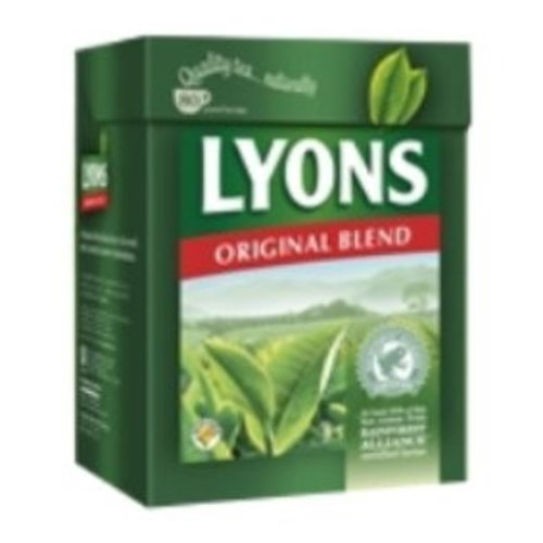 Lyons Original Blend loose tea
