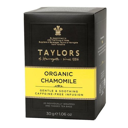 Taylors of Harrogate Taylors of Harrogate Organic Chamomile 20s
