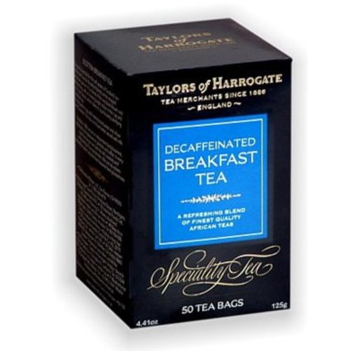 Taylors of Harrogate Taylors of Harrogate Decaffeinated Breakfast 50s