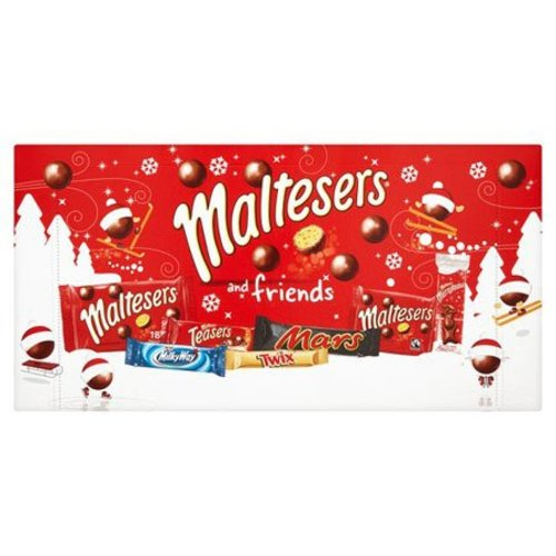 Mars Maltesers and Friends Selection Box