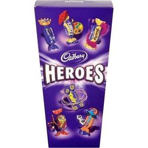 Cadbury Cadbury Heroes Carton