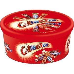 Mars Mars Celebrations Tub