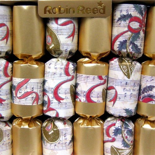Robin Reed Robin Reed Joyeux Noel Christmas Crackers
