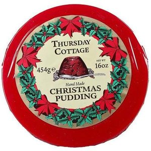 Thursday Cottage Thursday Cottage Christmas Pudding Cello 454g