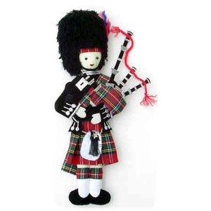 St. Nicolas St. Nicolas Highland Piper Ornament
