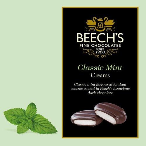 Beech's Beech's Mint Creams 90g