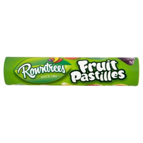 Rowntree's Rowntrees Fruit Pastilles Tube
