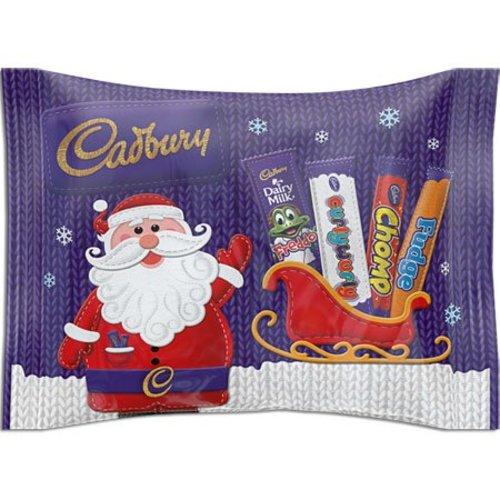 Cadbury Cadbury Small Christmas Selection Pack (Sleigh)