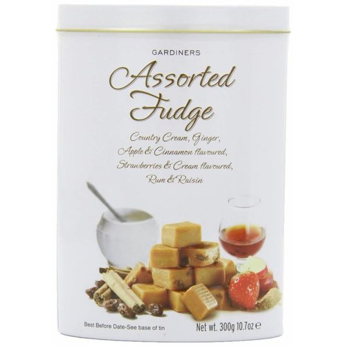 Gardiners of Scotland Gardiners of Scotland Assorted Fudge Tin