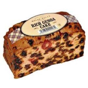Welsh Hills Welsh Hills Rich Genoa Cake