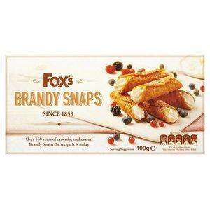 Fox's Foxs Brandy Snaps