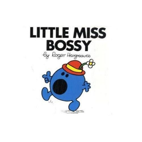 Penguin Random House LLC Little Miss Bossy Book