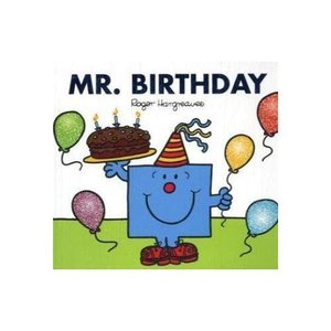 Penguin Random House LLC Mr. Birthday