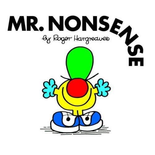 Penguin Random House LLC Mr. Nonsense