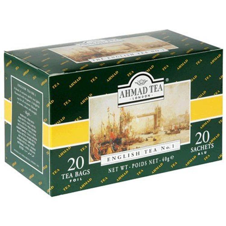 Ahmad Tea Ahmad English Tea No. 1 20s