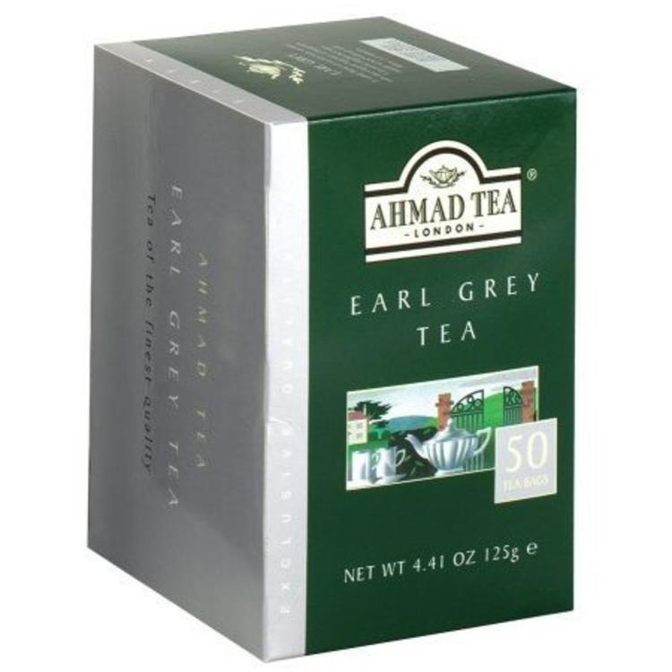 Ahmad Tea Ahmad Earl Grey 50's