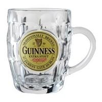 Guinness Glass Tankard