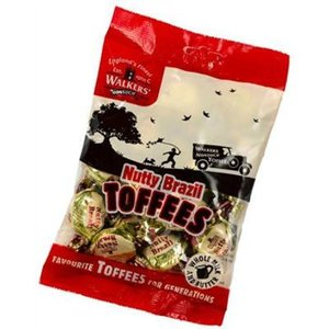 Walkers Nonsuch Walkers Nonsuch Nutty Brazil Toffees