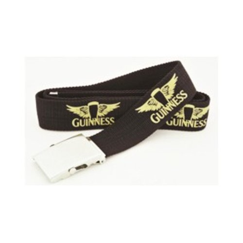 Guinness Canvas Belt
