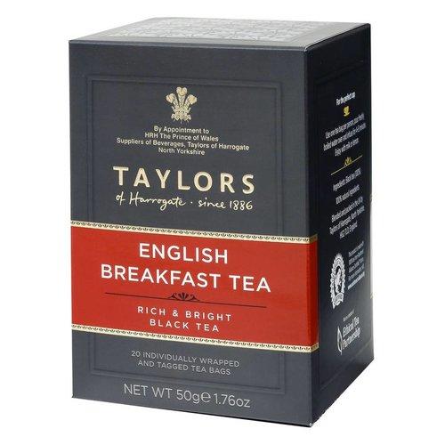 Taylors of Harrogate Taylors of Harrogate English Breakfast 20s