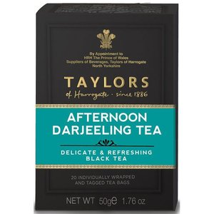 Taylor's of Harrogate Taylors of Harrogate Afternoon Darjeeling 20's