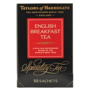 Taylors of Harrogate Taylors of Harrogate English Breakfast 50s