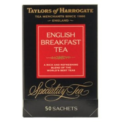 Taylors of Harrogate Taylors of Harrogate English Breakfast 50s