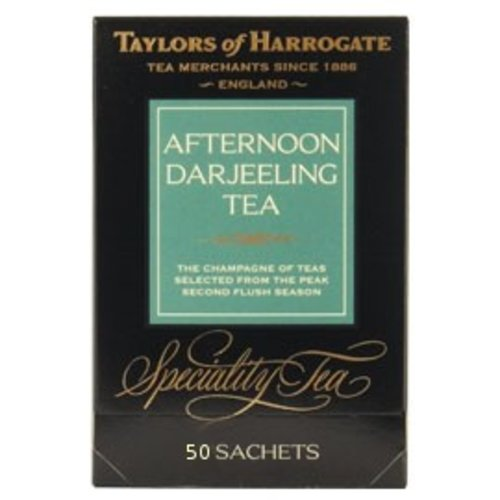 Taylor's of Harrogate Taylors of Harrogate Afternoon Darjeeling 50's