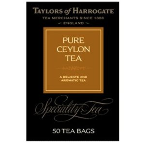 Taylor's of Harrogate Taylors of Harrogate Ceylon 50's