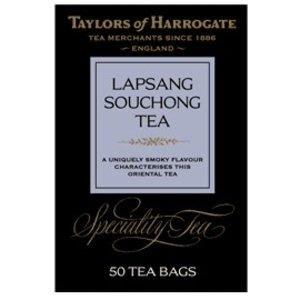 Taylors of Harrogate Taylors of Harrogate Lapsang Souchong 50s