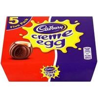 Cadbury Creme Eggs Five Pack