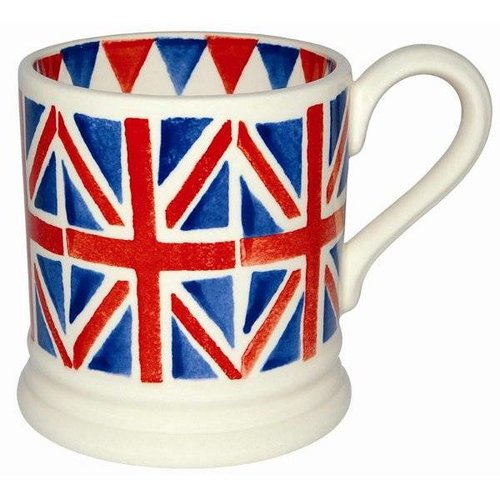 Emma Bridgewater 1/2 Pint Mug - Union Jack