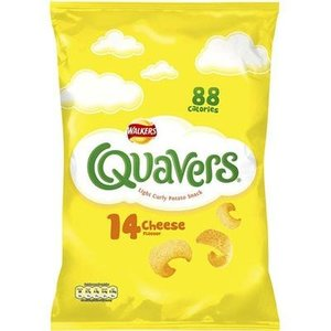 Walker's Walkers Quavers
