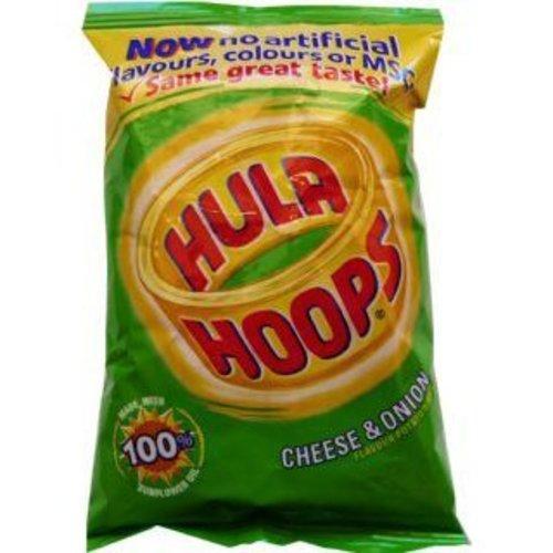 Hula Hoops Cheese & Onion