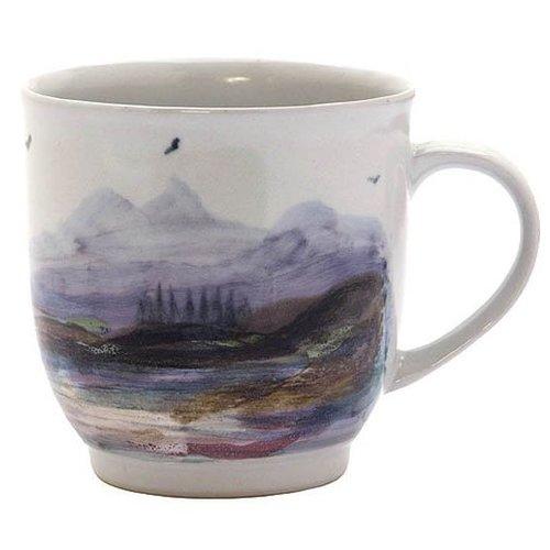 Highland Stoneware Highland Stoneware Landscape 425ml Mug