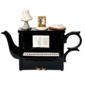Carters of Suffolk Tony Carter Piano Teapot