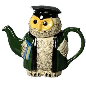 Carters of Suffolk Tony Carter Wise Owl Teapot