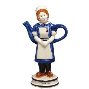 Carters of Suffolk Tony Carter Nurse Teapot