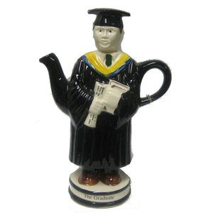 Carters of Suffolk Tony Carter Graduate Teapot (Male)