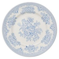 Asiatic Pheasants Blue 10 in. Plate