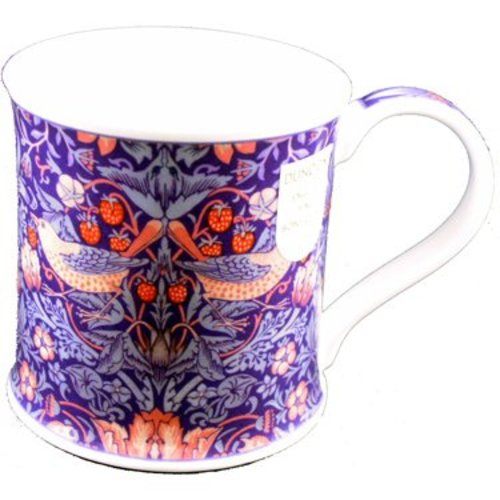 Dunoon Dunoon Wessex Arts and Crafts Collection - Strawberry Mug