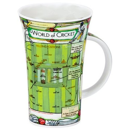Dunoon Dunoon Glencoe World of Cricket Mug