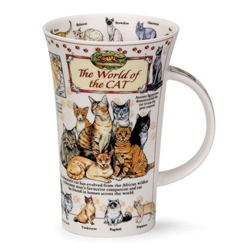 Dunoon Dunoon Glencoe World of the Cat Mug