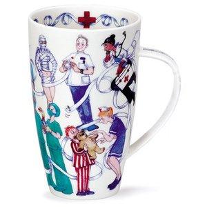 Dunoon Henley Doctors and Nurses Mug