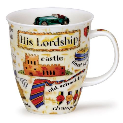 Dunoon Nevis Lords & Ladies Lordship Mug