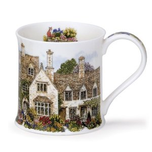 Dunoon Dunoon Wessex Country Cottages Stone Mug