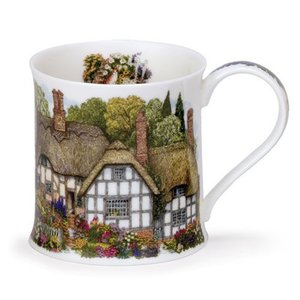 Dunoon Wessex Country Cottages Thatch Mug