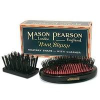 Mason Pearson Medium Sensitive Military Style Hairbrush (SB2M)