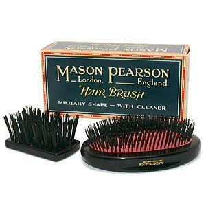 Mason Pearson Mason Pearson Medium Sensitive Military Style Hairbrush (SB2M)